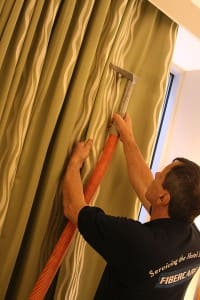 furniture and drapery cleaning